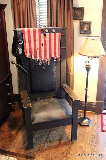 Mw   Masonic Chair, Antique Archaeology, American Pickers, Masonic Lodge  History, Robertu0027s