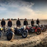 Two Wheels on Two Lanes: Mississippi Delta