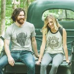 Two Lanes: The New Custom American Made Collection of Tanks & Tees