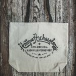 New Canvas Tote Bag: Made in USA