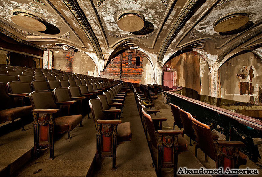 abandoned variety theater