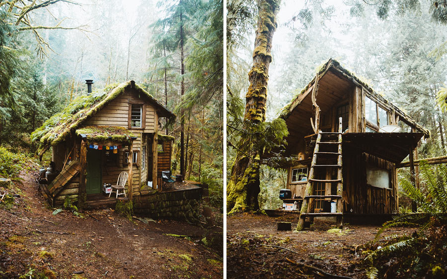 PACIFIC NORTHWEST CABINS