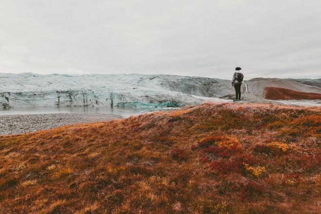 Vykort från Grönland
