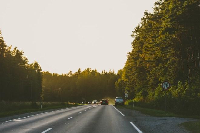 En långsam resa genom ett färgsprakande Lettland