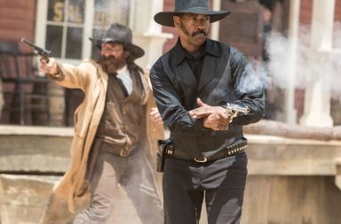 Denzel washington antoine fuquo magnificent seven remake