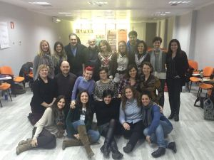 Madrid Febbraio 2016 - Graduation Inner Game