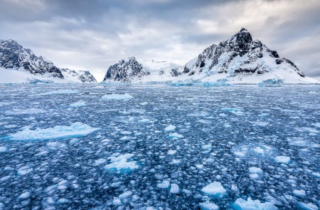 Across the Antarctic Circle - February 20th - 28th 2016