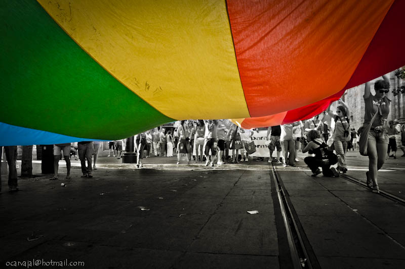 Kuva: Oscar Carvajal, Gay Pride Sevilla. CC BY 2.0