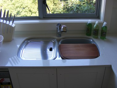 Plumbers Sydney: ANU Plumbing Sydney - Previous work kitchen sink 04