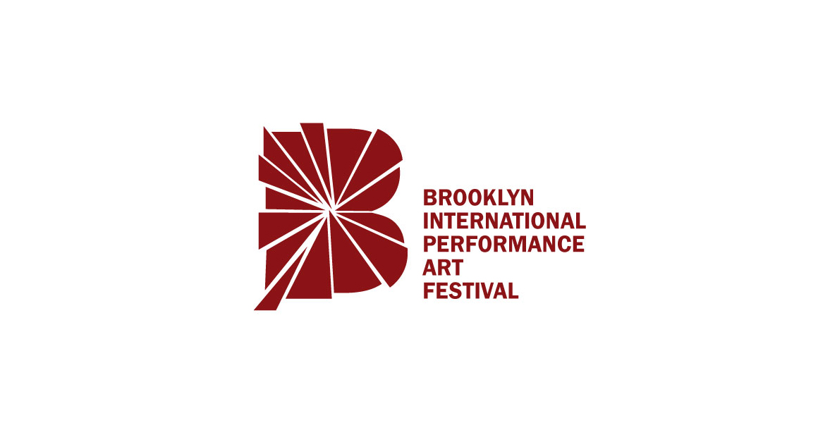 The festival wanted a logo that expresses the main notion of performance art and to represent it's massive growth in Brooklyn.