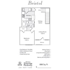 10000-north-eldridge-parkway-floor-plan-bristol-888-sqft