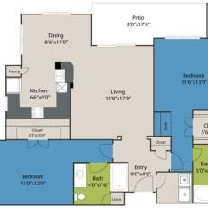 14515-briar-forest-floor-plan-c1-1166-sqft