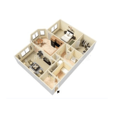 16112-n-freeway-floor-plan-a1-handi-1017-sqft