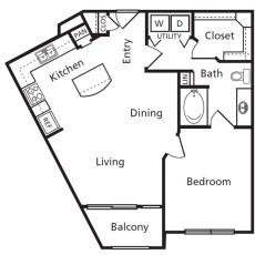 18101-point-lookout-drive-floor-plan-709-sqft