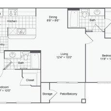5007-fm-1960-w-floor-plan-1063-sqft