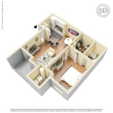 501-davis-league-floor-plan-655-5-sqft
