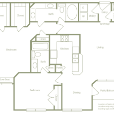 99-n-post-oak-ln-floor-plan-1171-sqft