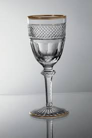 Old wine glass