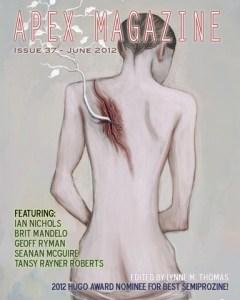 Apex Magazine Issue 37 Cover