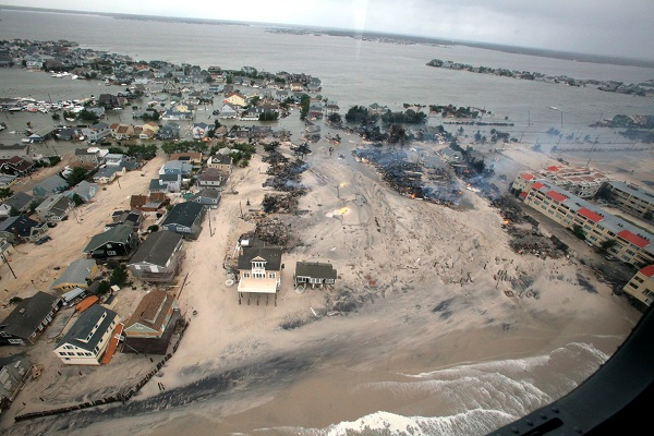 Next Century Will Bring Deep Water to New York City