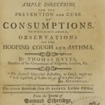 Book Cover (1796) by Dr. Thomas Hayes National Library of Medicine