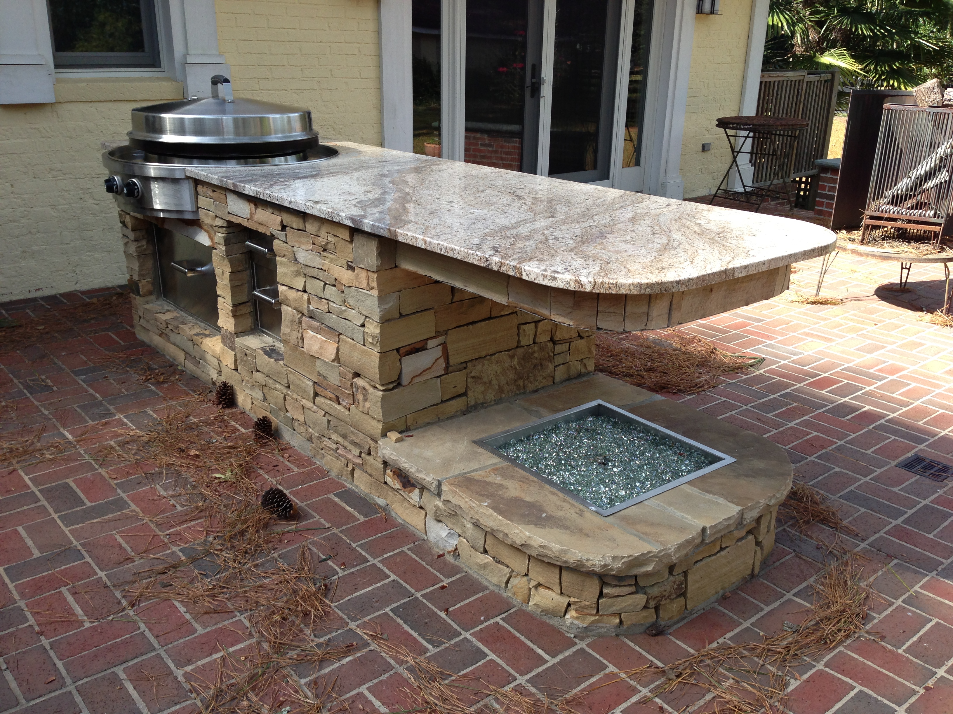 outdoor kitchen st louis mo outdoor kitchen countertops Outdoor Kitchen Living St Louis MO