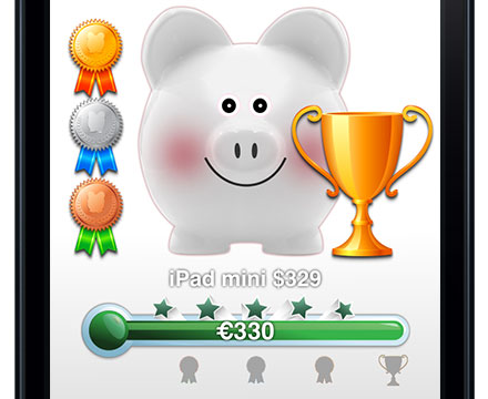 Piggy Iggy Screen