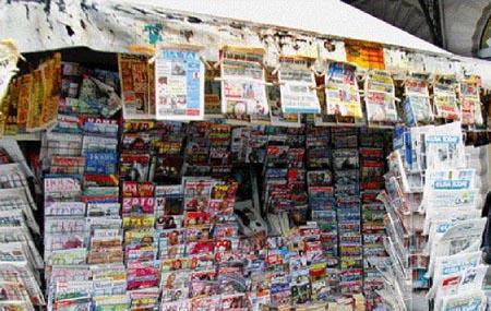 Οι εφημερίδες της Κυριακής 30 Απριλίου 2017 που κυκλοφορούν εκτάκτως το Σάββατο