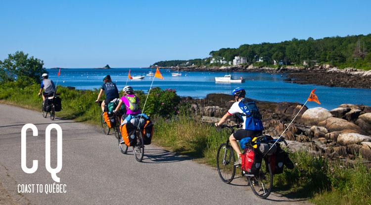 Coast to Québec