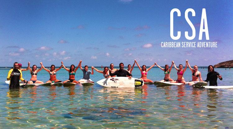 Caribbean Service Adventure