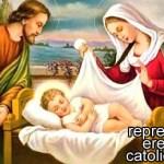 """Reprezentarea papistasa a """"Sfintei familii"""" nu are nimic in comun cu Nasterea Domnului"""