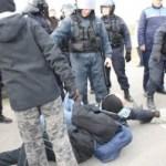 37 de protestatari de la Pungesti, riscă pedepse cu închisoarea între 2 și 7 ani