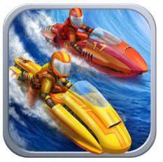 Rasante Jetski-Rennen kostenlos für iPhone und iPad