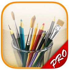 Mit MyBrushes Pro gelingen Dir auf dem iPad gute Zeichnungen – jetzt für kurze Zeit gratis