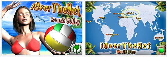 Screenshot ioverthenet Beach Volley