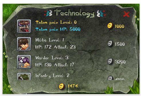 Screenshot Ancient War von Triniti Games