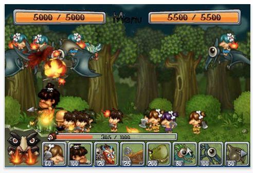 Screenshot Ancient War