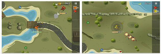 Ping Tank iPhone App Screenshot