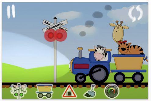 Screenshot Little Train