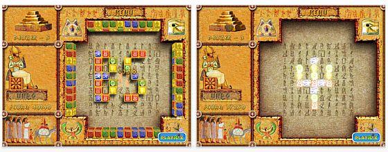 Bricksahooter Egypt HD für das iPad Screenshots