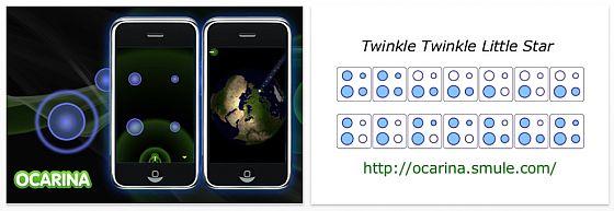 Ocarina für iPhone und iPod Touch Screenshots