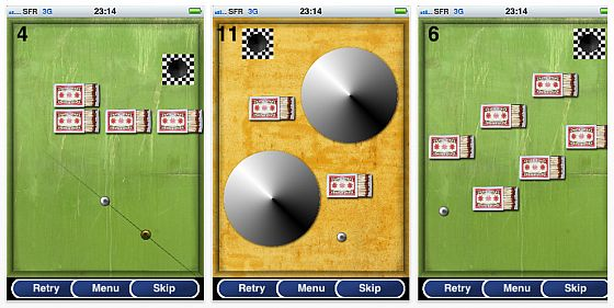 Holes and Balls Screenshot