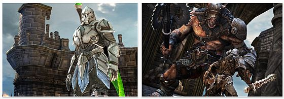 Infinity Blade Screenshots