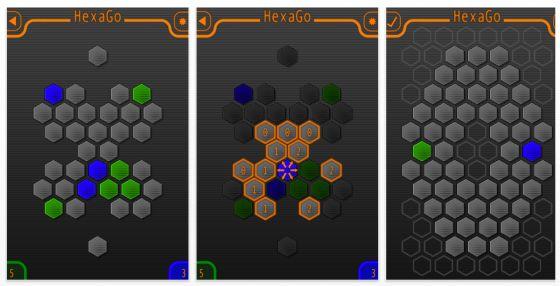 HexaGo für iPhone, iPod Touch und iPad