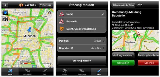 staumelder app
