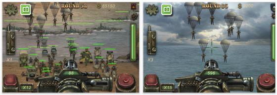 CF Defense f+ür iPhone und iPod Touch