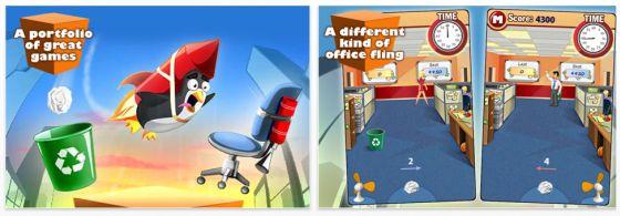 Office Gamebox für iPhone und iPod Touch