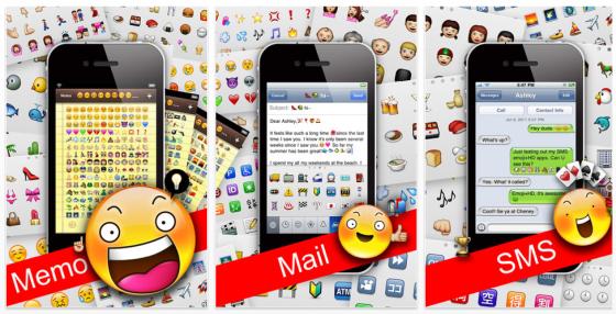 Emoji (Emoji + Text Kunst) Screenshots