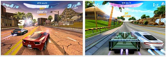 Asphalt 6 Screenshots