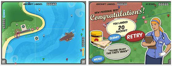 Flight Control heute kostenlos für iPhone, iPod Touch und iPad